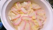 かんたん可愛いベーコン鍋の写真