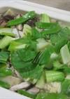 野菜いっぱい鍋(ブルーノを使って)