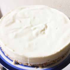 初心者でも簡単☆レアチーズケーキ
