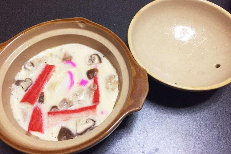 茶碗蒸し レンジ めんつゆ めんつゆで茶碗蒸しを作るとカンタン旨し! 手抜き調理でもしっかり系の味わいに