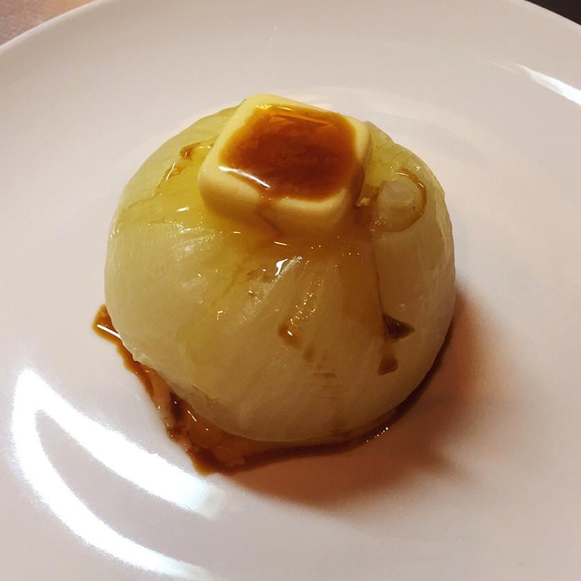 【便秘解消】新玉ねぎのバターしょう油