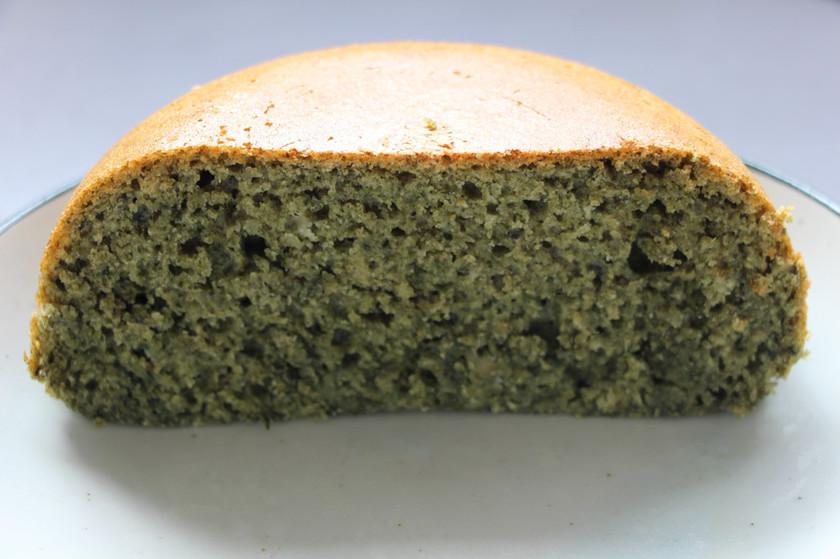 炊飯器で簡単ヨモギ蒸しパン