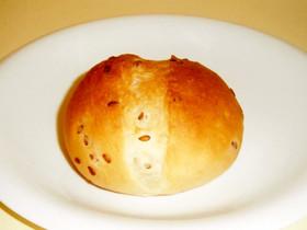 ローストアマニ(粒)の丸パン