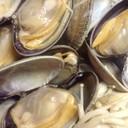 あさり貝とえのき茸の酒蒸し