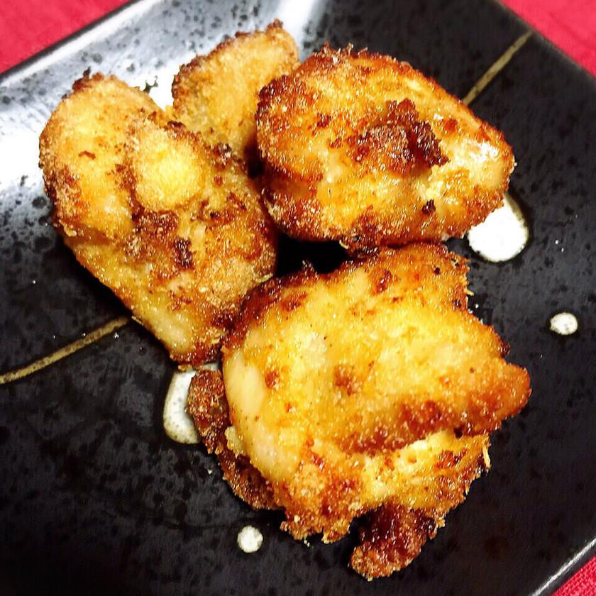 糖質制限 鶏の唐揚げ(おからパウダー)