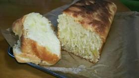 HMで簡単♪りんごのパウンドケーキ♡