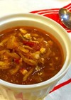 トマトのスープ♡マクロビ