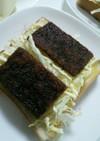 大阪串カツ風トースト