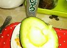 すぐ食べたい!!アボカド柚子胡椒マヨ