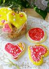 竹串で簡単可愛い♡アイシングクッキー