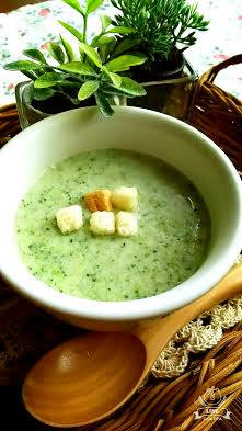 ☆ブロッコリーポタージュ☆食べるスープ