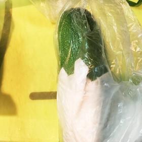 私的☆切りかけ野菜の保存