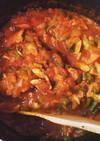 栄養たっぷりチリコンカン風トマト煮込み