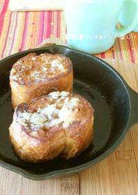 メイプル豆乳フレンチトースト