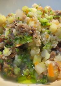 愛犬ごはん★作り置き 肉と野菜のポトフ