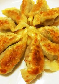 簡単ジューシー♡豚ひき肉とキャベツの餃子