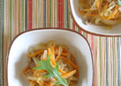 常備菜にも。大根と玉ねぎとツナの簡単炒め