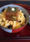 リメイク‼︎少量の豚角煮で*煮こごり丼*