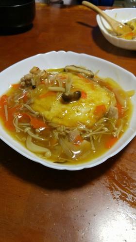 ☆豆腐ステーキのあんかけ☆