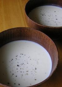 ビール入り★チーズスープ