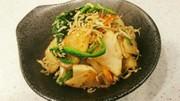 栄養たっぷり♪3色野菜としらすの副菜の写真