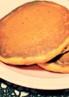 糖質制限◆大豆粉とブランのパンケーキ
