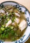 簡単♪小松菜とニラ鶏むね肉のナンプラー煮