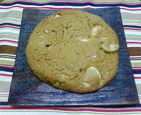 スタバ風マカダミアホワイトチョコクッキー