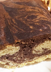 低糖質ふすまパウンドケーキ