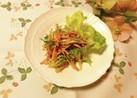 お好きな野菜で☆ごぼうサラダ