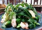 覚書 海老と筍の中華風サラダ