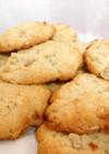 ココマヨで簡単バナナドロップクッキー