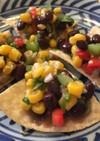 アメリカ家庭料理・サウスウエスタンサルサ
