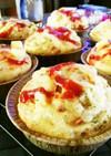定番✩ハム&チーズのパン(*^_^*)
