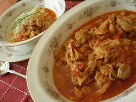ハンガリー家庭料理プルクルト*グヤ—シェ