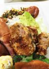 ☆お弁当☆豚肉のマヨ醤油焼き