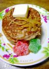 柚子マーマレード風 パンケーキ