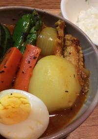 自家製スープカレー♡グルテンフリーです。