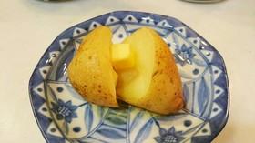 新じゃが燻製バター レンジで簡単☆