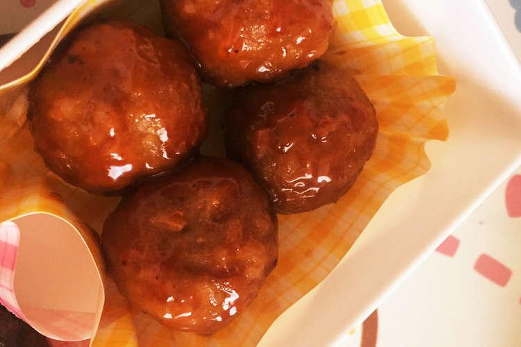 冷凍 肉 団子 アレンジ