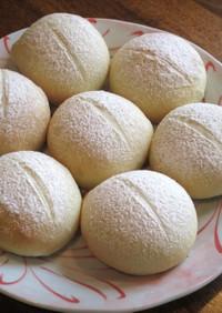 湯種でこね3分★白パン