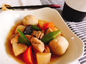 筑前煮風〜甘辛✩鶏肉と野菜の煮物