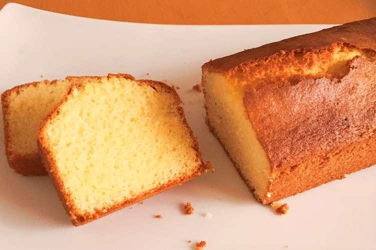 パウンド ケーキ の 作り方 基本のパウンドケーキレシピ・作り方の人気順 簡単料理の楽天レシピ