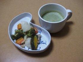 地球にも身体にもやさしいスープ