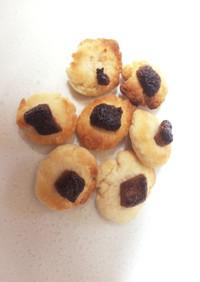 カリッとサクッと簡単クッキー