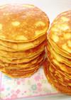 糖質オフ◎大豆粉とおからのパンケーキ◎
