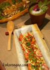 ヴィーガンレシピ♪茄子の肉みそドリア