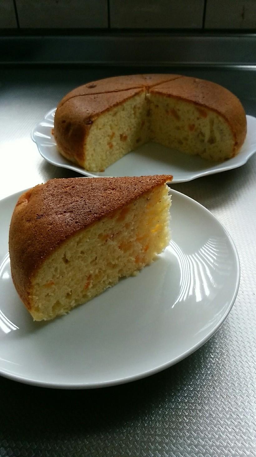 HMで簡単マーマレード・バナナケーキ