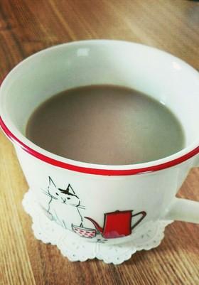 ヘルシーコーヒー豆乳
