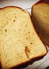 HBで大豆粉パン。
